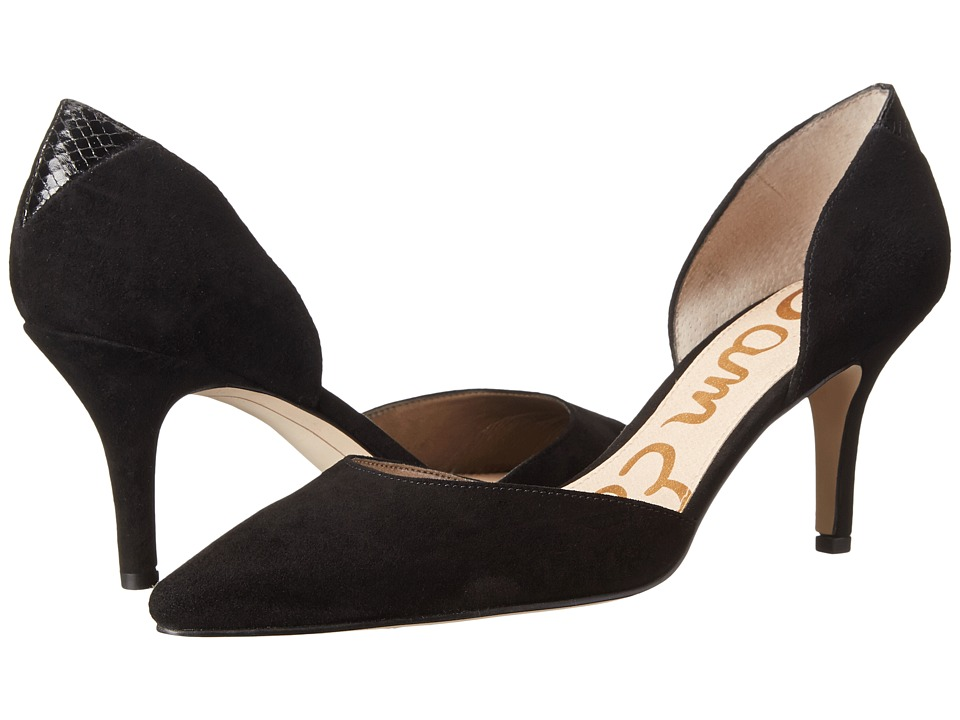 Sam Edelman - Opal (Black Suede) High Heels