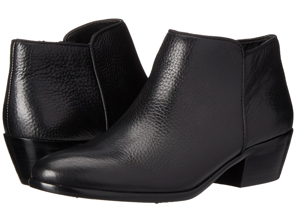 Sam Edelman - Petty (Black New Tumbled Leather) Women's Shoes