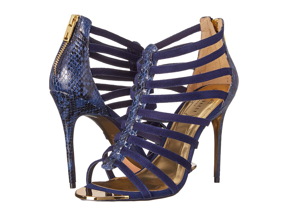 Ted Baker - Jickai (Dark Blue Exotic) Women