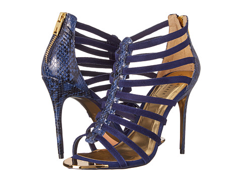 Ted Baker - Jickai (Dark Blue Exotic) Women's Shoes