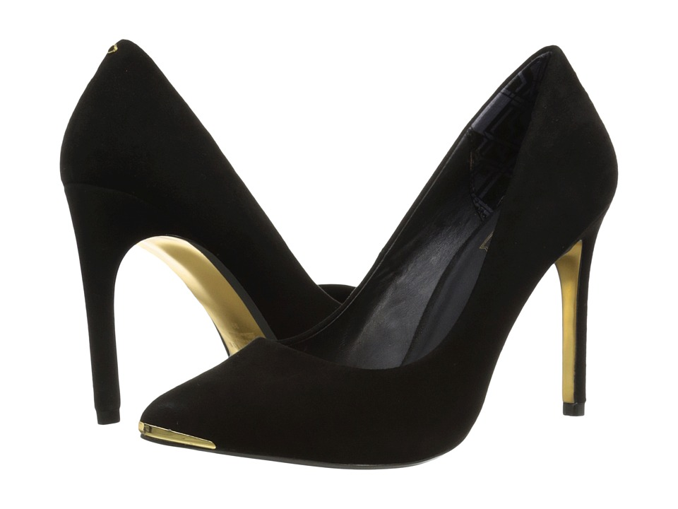 Ted Baker - Neevo 4 (Black Suede) High Heels