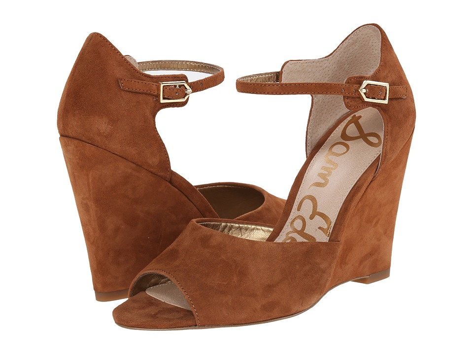 Sam Edelman - Raven (Saddle) Women's Wedge Shoes