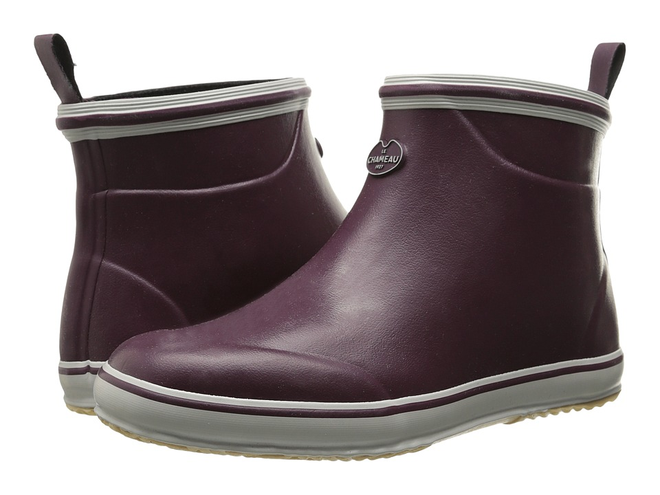 Le Chameau - Brehat Chelsea (Cherry) Women's Work Boots