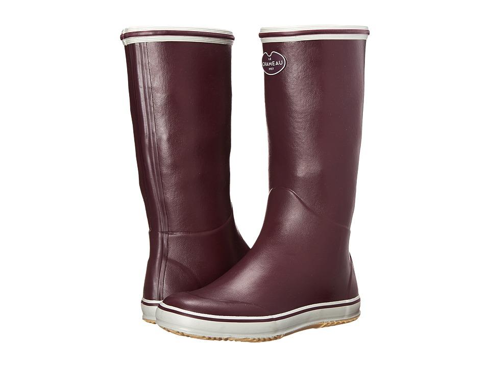 Le Chameau - Brehat (Cherry) Women's Work Boots