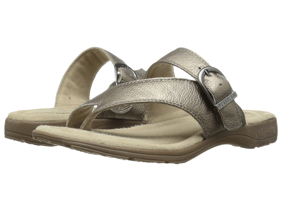 Eastland - Tahiti II (Pewter) Women's Shoes