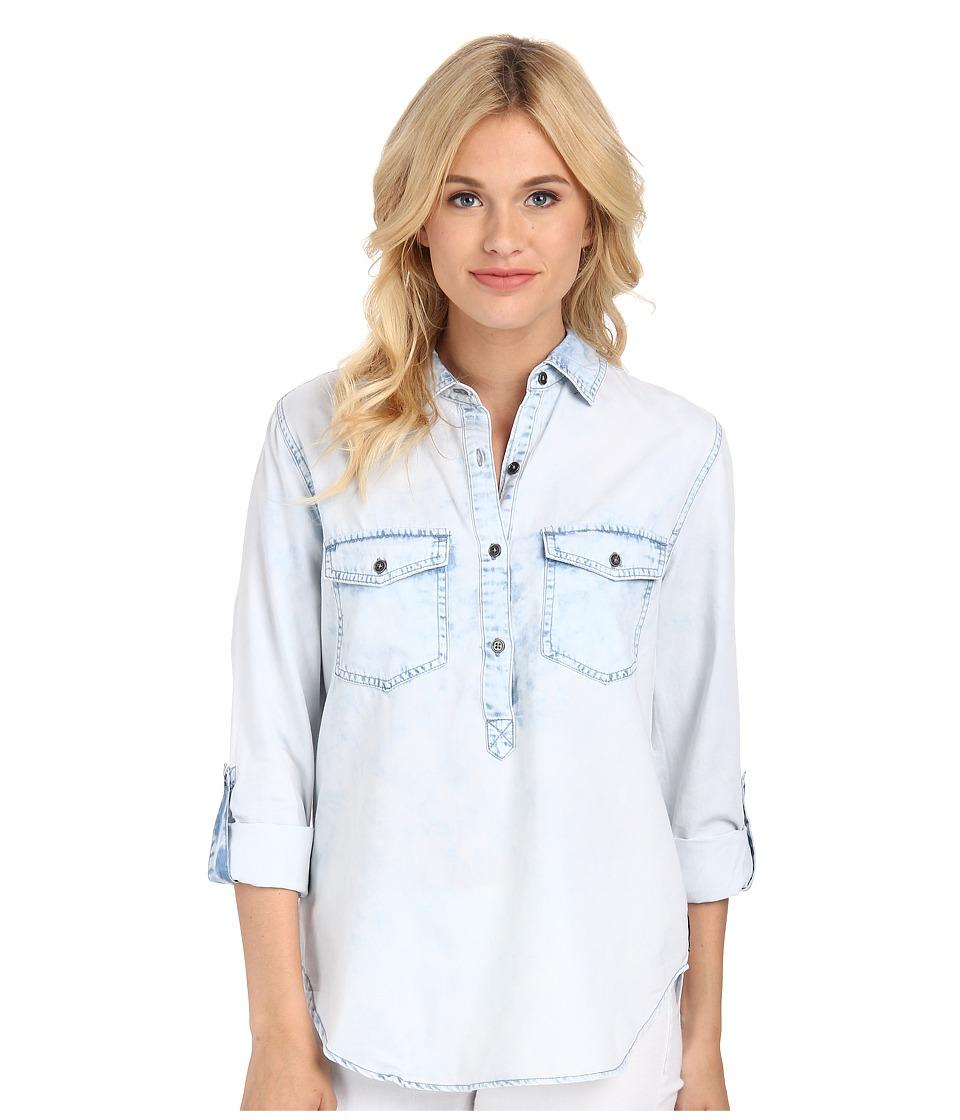Seven7 Jeans - Denim Shirt (Lucky) Women