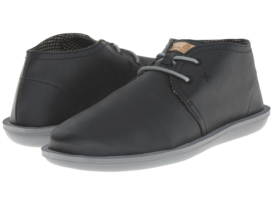 Sanuk - Koda Select (Black) Men's Lace up casual Shoes