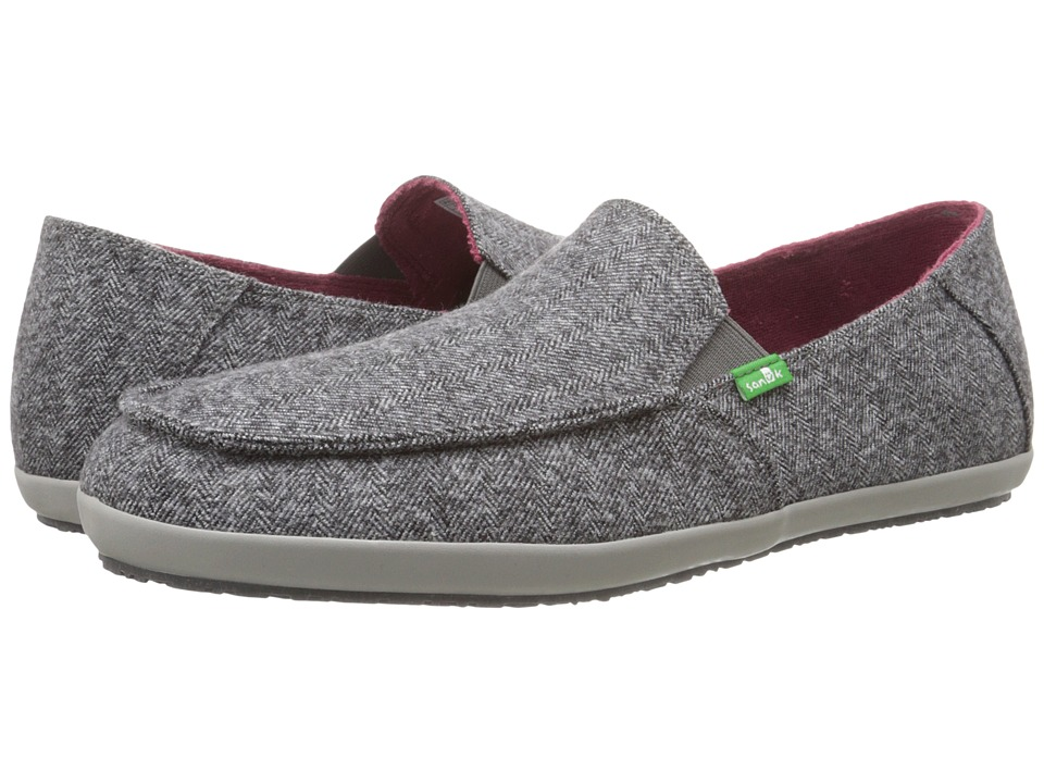 Sanuk Casa TX (Grey Herring) Men