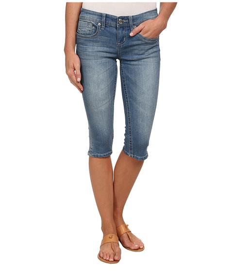 Seven7 Jeans - Skinfit Crop Pants (Hopi) Women