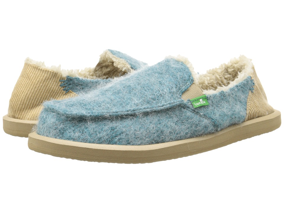 Sanuk - Kimbrrr (Eggshell) Women's Shoes