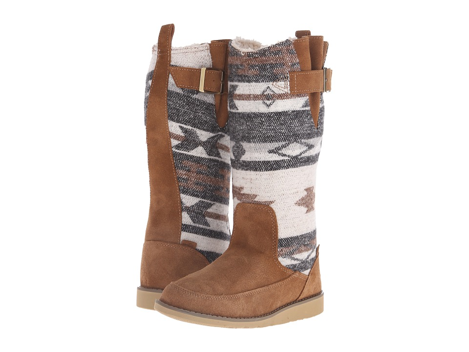 Sanuk Siena Boot (Natural Navajo) Women