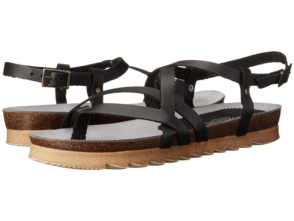 Cordani - Saville (Black Leather) Women's Sandals