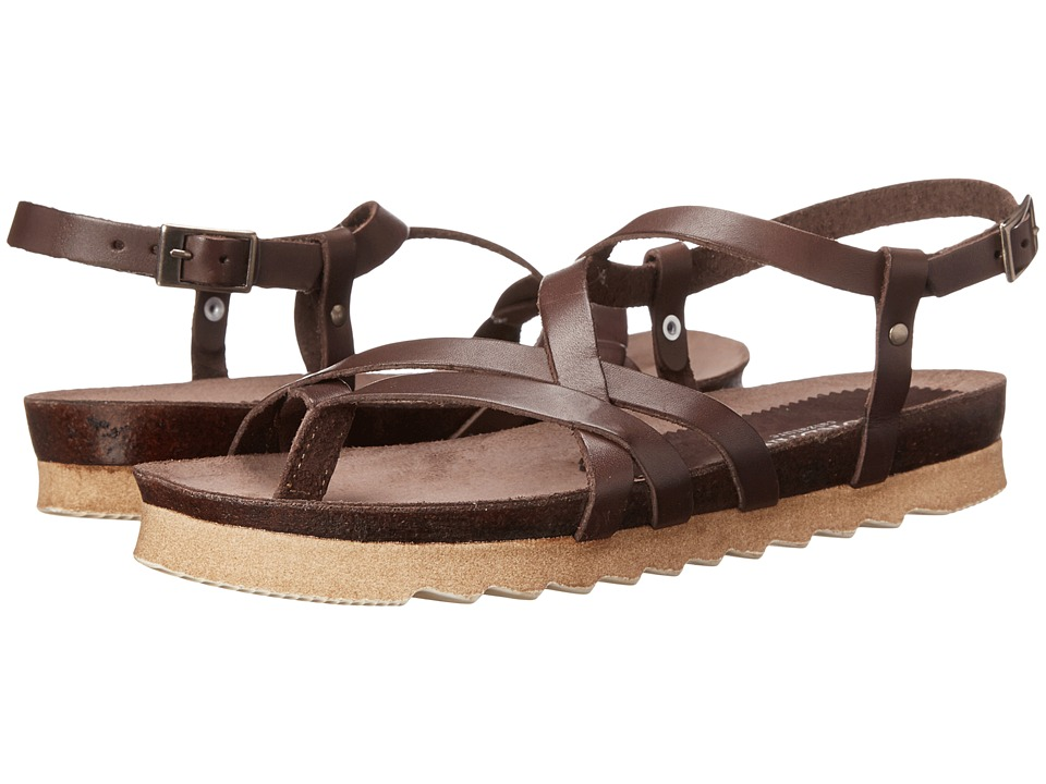 Cordani - Saville (Moka Leather) Women's Sandals