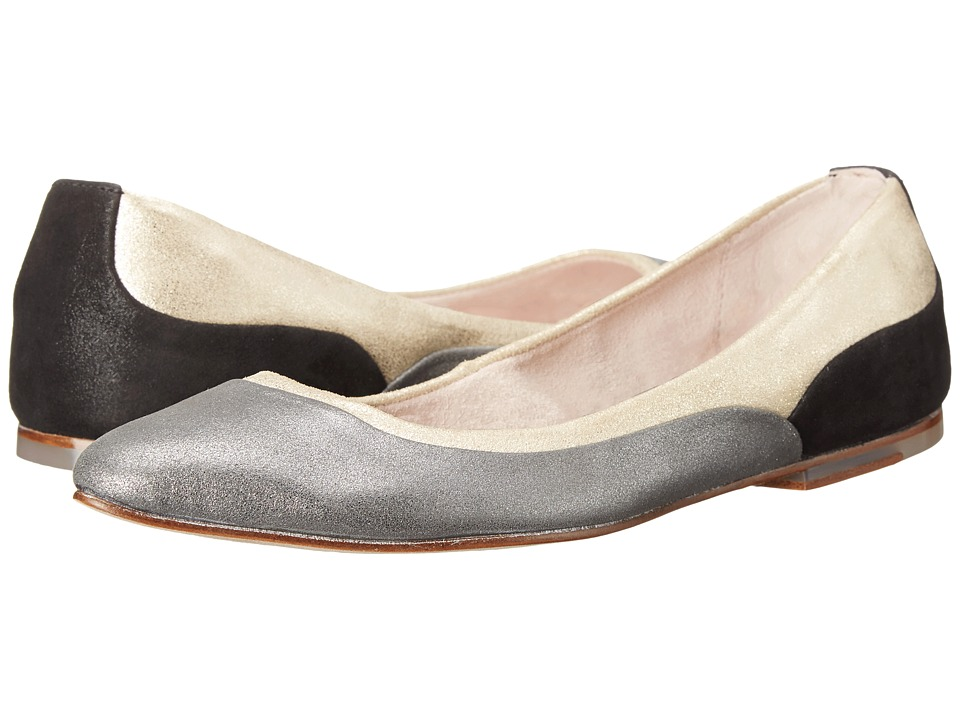 Bloch - Clara (Gunmetal) Women's Dress Flat Shoes