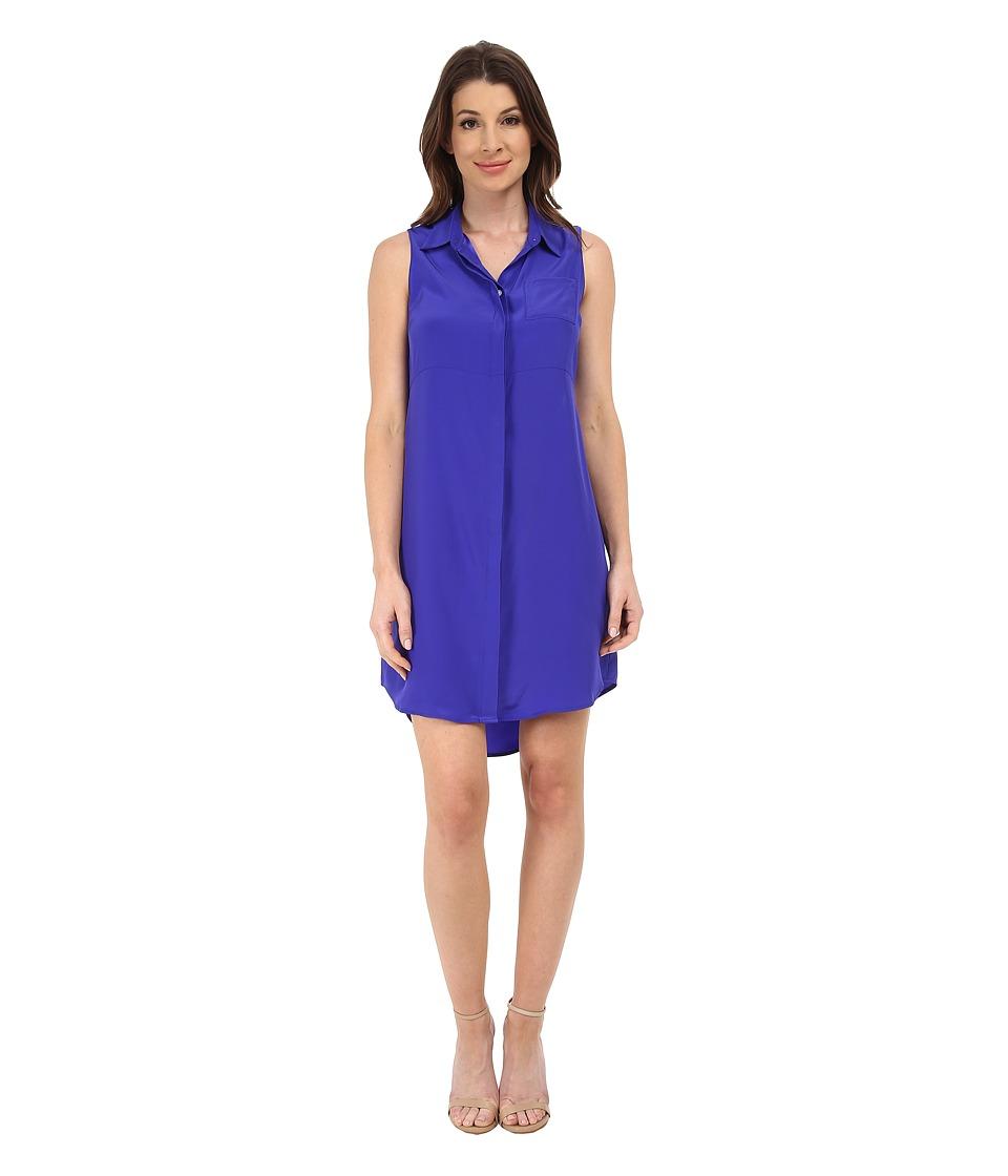 Amanda Uprichard - Logan Dress (Nu Blue) Women's Dress