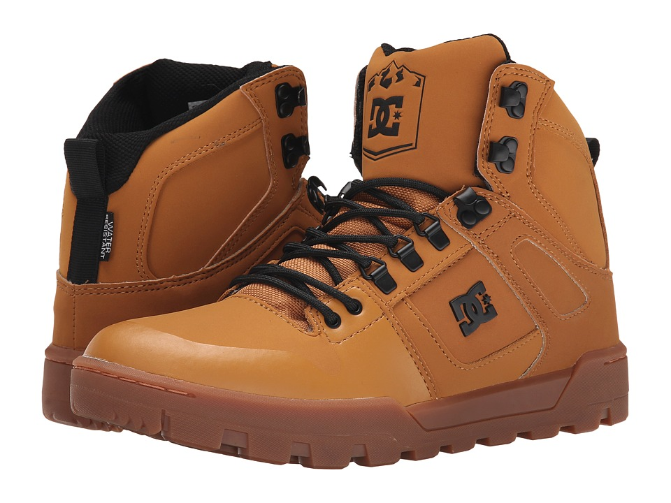 DC Spartan High WR Boot (Wheat) Men