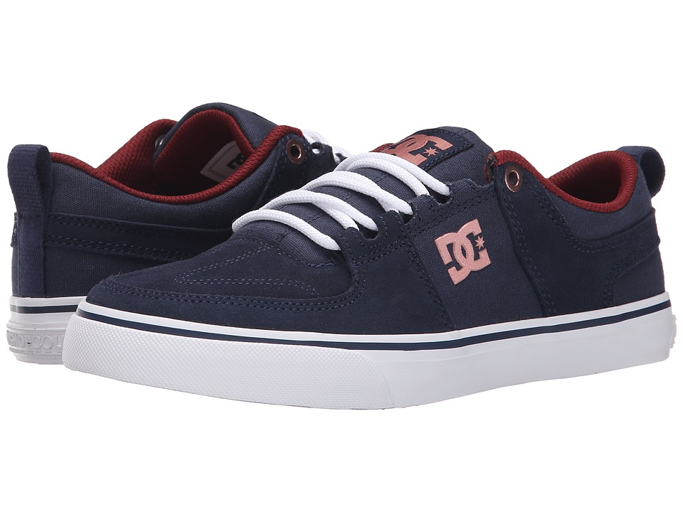 DC - Lynx Vulc (Navy/Gold) Women