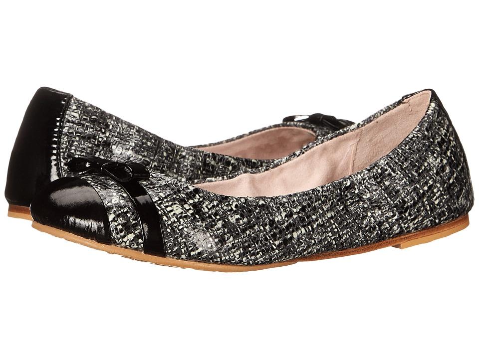 Bloch Kids - Clarisse (Toddler/Little Kid/Big Kid) (Urban Grey/Black) Girls Shoes