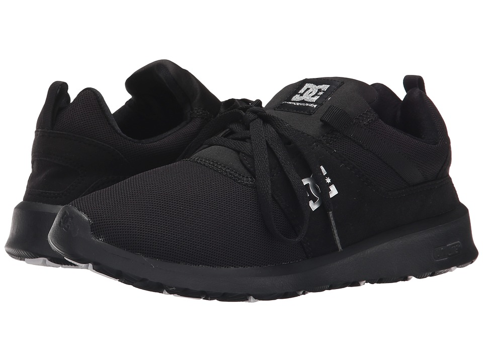 DC - Heathrow (Black/Black) Women's Skate Shoes
