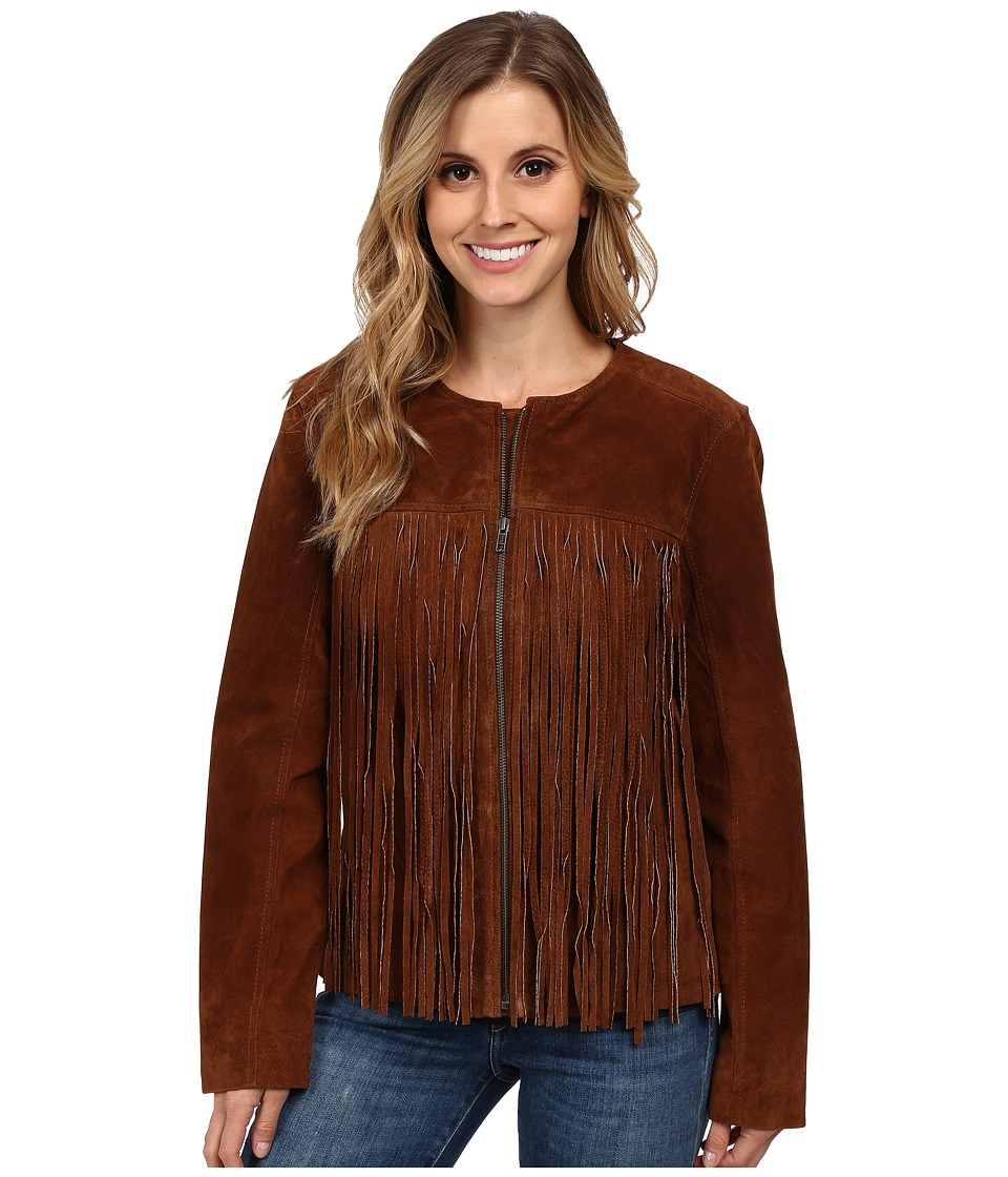 Ariat - Avette Jacket (Saddle Brown) Women's Jacket