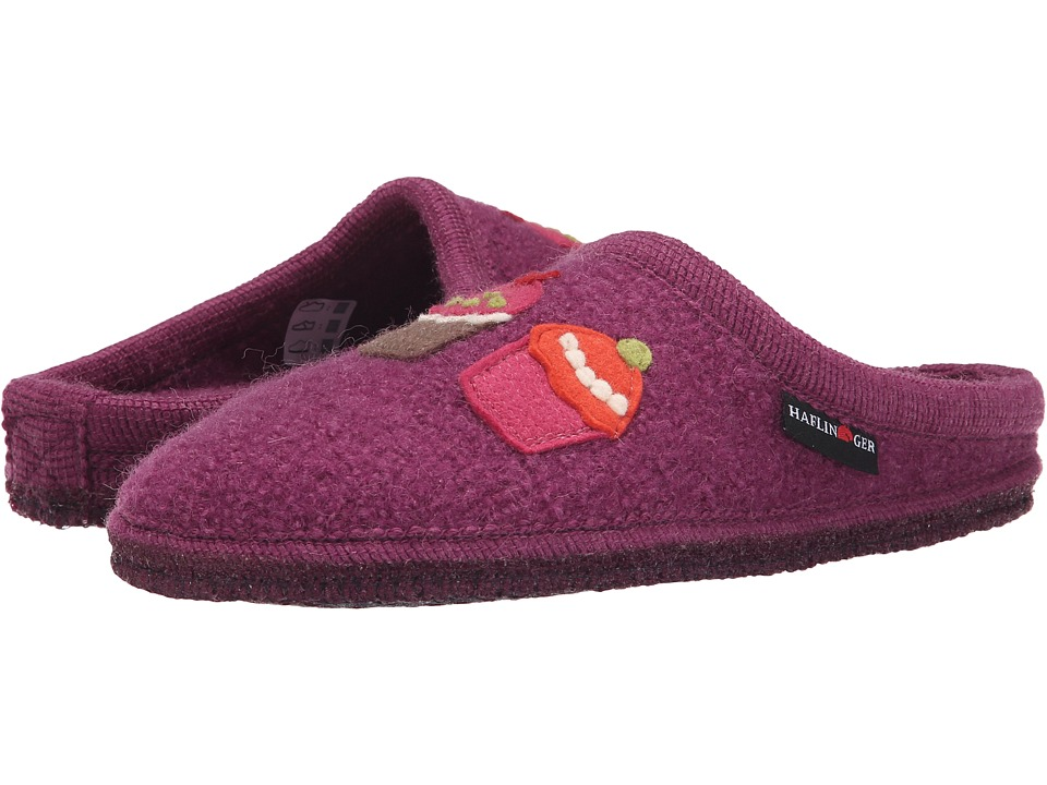 Haflinger - Sweetie (Begonia) Women's Slippers