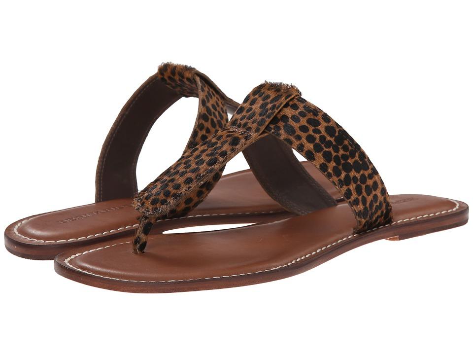 Bernardo - Mimi (Cheetah Haircalf) Women's Sandals
