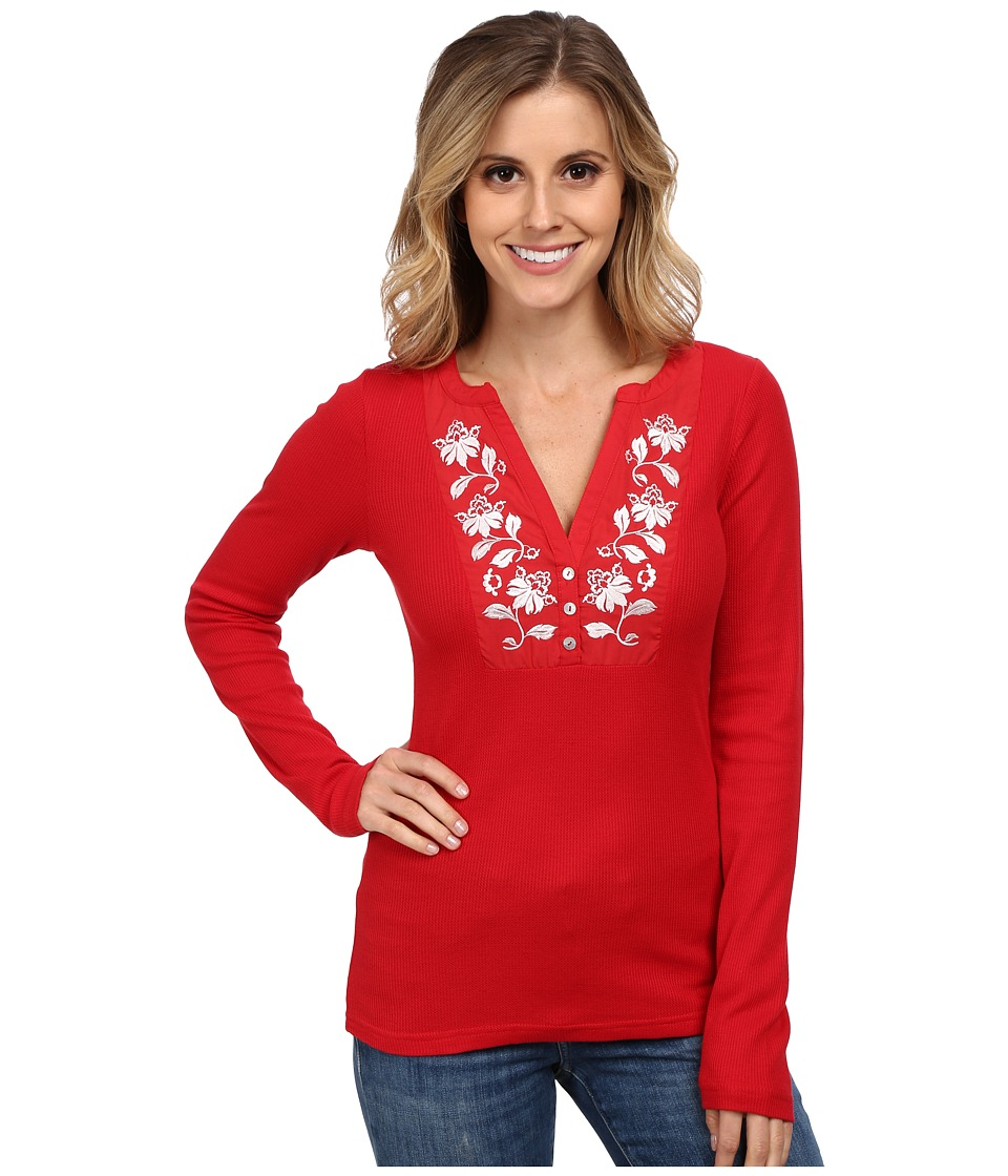 Ariat - Ray Henley (Samba) Women's Long Sleeve Pullover