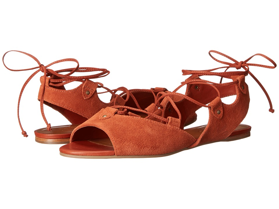 Bernardo - Olivia (Brick) Women's Sandals