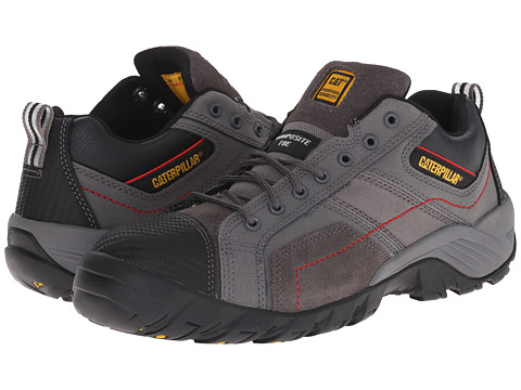 Caterpillar - Argon Composite Toe (Dark Grey) Men's Industrial Shoes