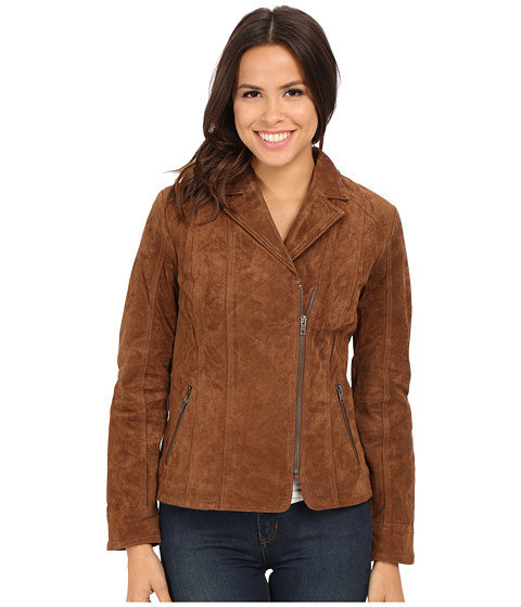Ariat - Crest Jacket (Bitter Chocolate) Women