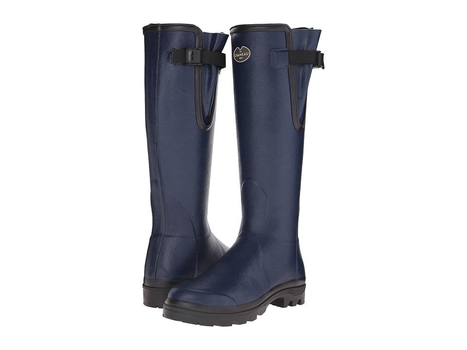 Le Chameau - Vierzon Jersey (Marine) Women's Work Boots