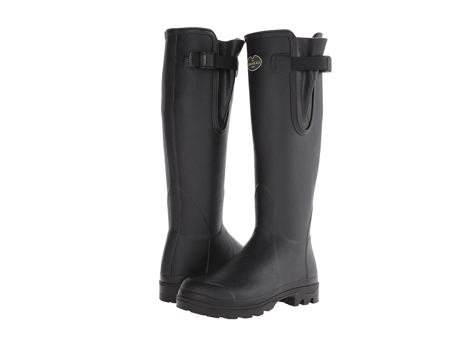 Le Chameau - Vierzon Jersey (Noir) Women's Work Boots