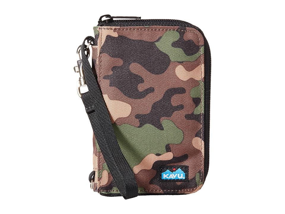 KAVU - Fast Kash (Camo) Bags