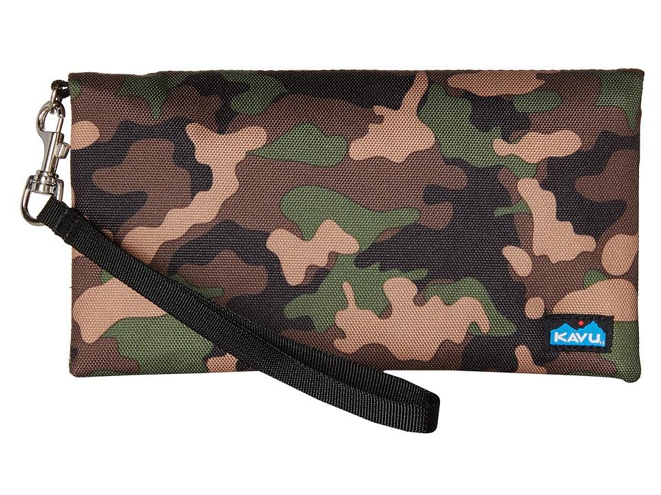 KAVU - Clutch-n-Go (Camo) Clutch Handbags