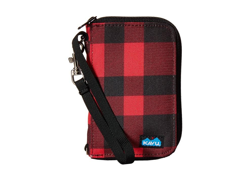 KAVU - Fast Kash (Heritage) Bags