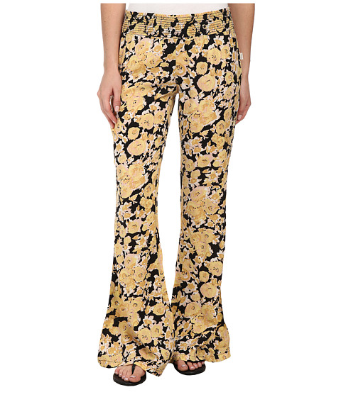 Volcom - From The Block Pants (Yellow Flash) Women's Casual Pants