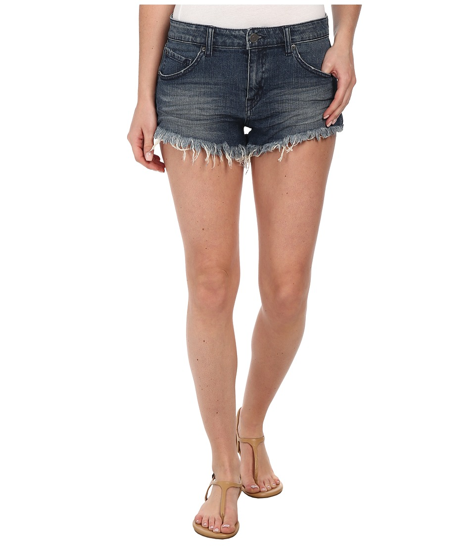 Volcom - 1991 Cut Off Shorts (Camper Blue) Women's Shorts
