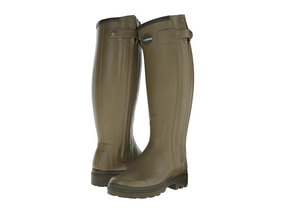 Le Chameau - Chasseur (Vert Vierzon) Women's Boots