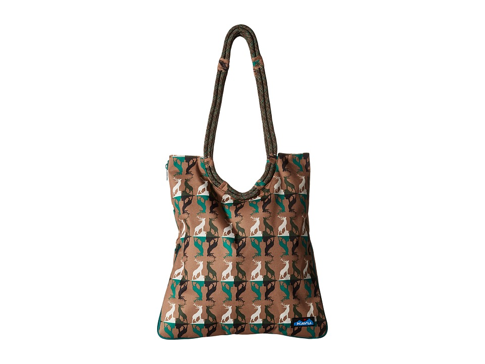 KAVU - Market Bag (Wild Buck) Tote Handbags