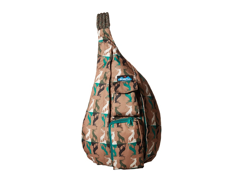 KAVU - Rope Sling (Wild Buck) Backpack Bags
