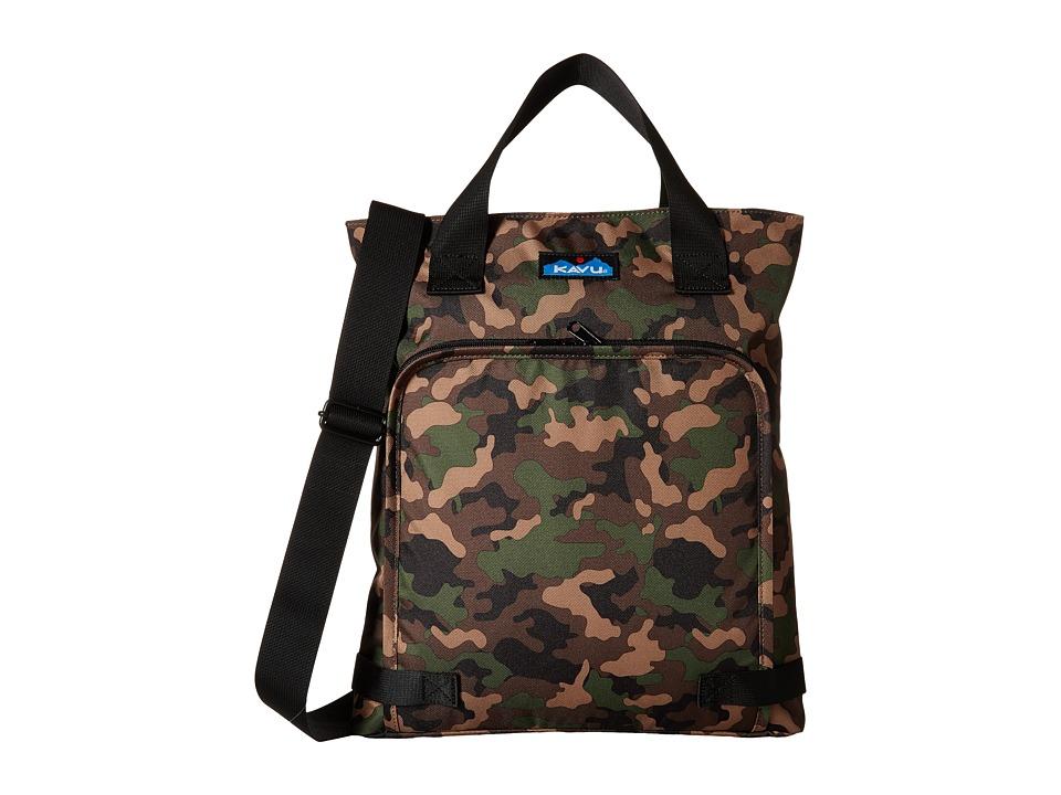 KAVU - Rover (Camo) Bags
