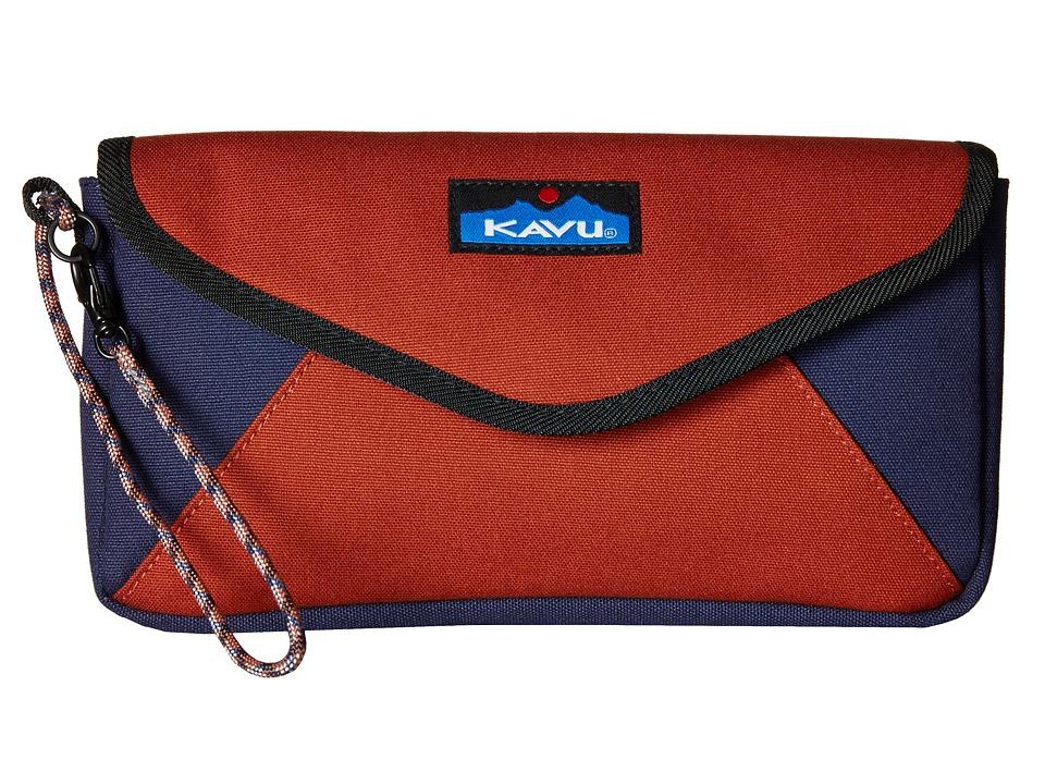 KAVU - Envylope (Terrain) Clutch Handbags