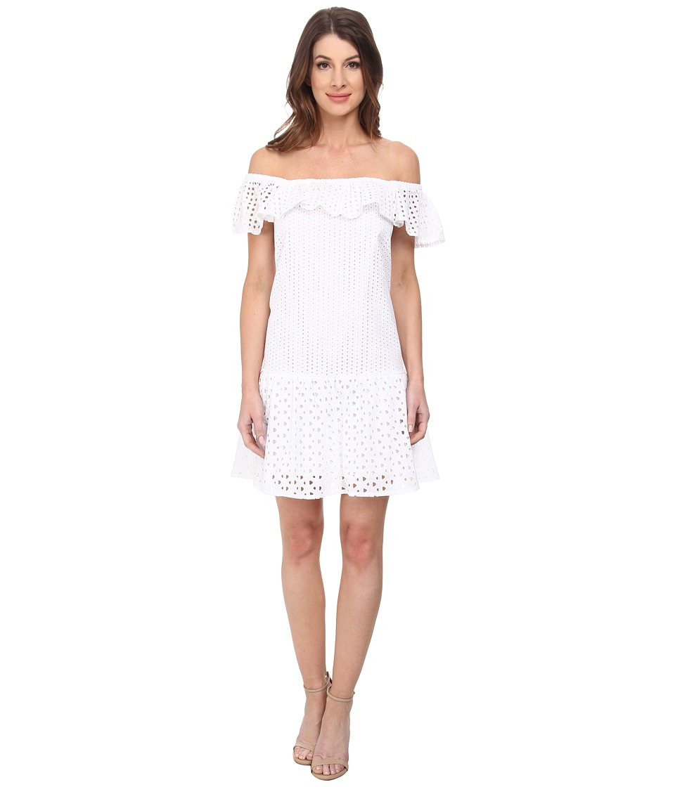 Rebecca Minkoff Celestine Dress (White) Women