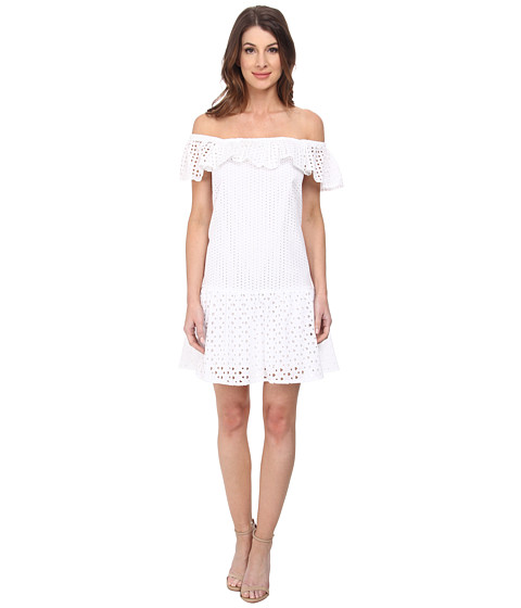 Rebecca Minkoff - Celestine Dress (White) Women's Dress