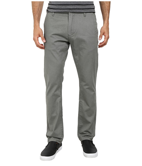 Volcom - Faceted Pants (Slate Grey) Men's Casual Pants