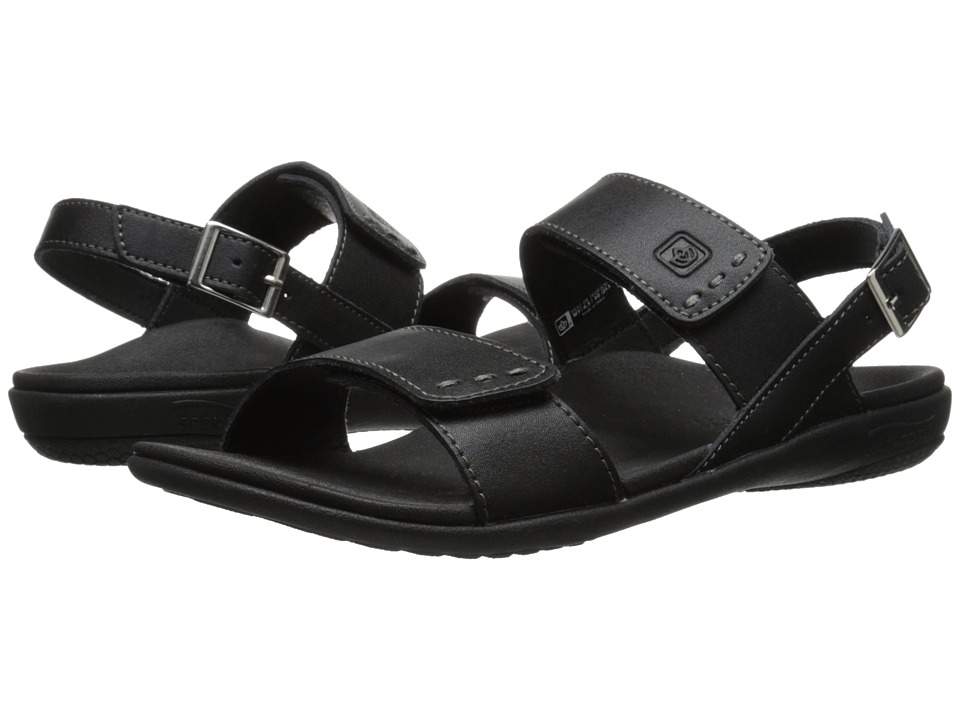 Spenco - Alex (Black) Women's Sandals