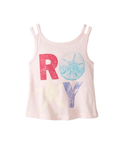 Roxy Kids - Shells Scoop Back Tank Top (Infant) (Pink Mist) Girl