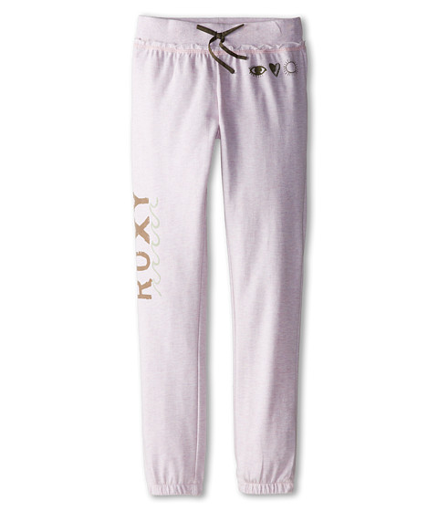 Roxy Kids - Moondust Waves Crop Pants (Big Kids) (Pink Mist) Girl