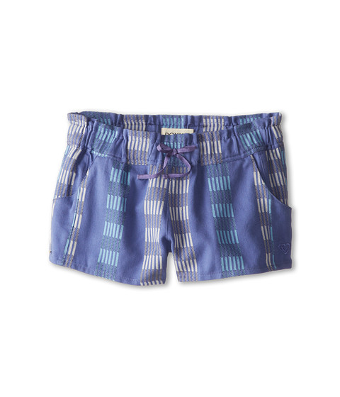 Roxy Kids - Puddle Shorts (Big Kids) (Light Denim) Girl