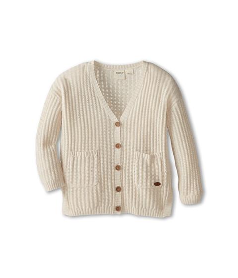 Roxy Kids - Lazy Weekend Sweater (Big Kids) (Warm White) Girl